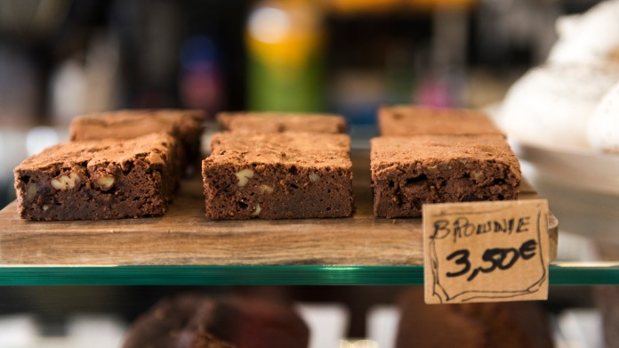 Les jolis brownies maison