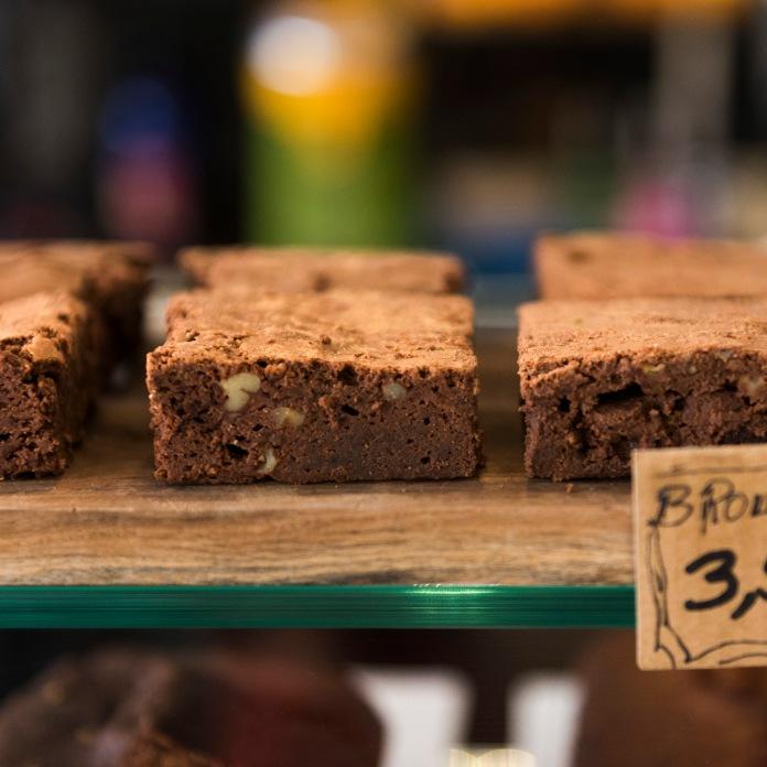 Les jolis brownies maison