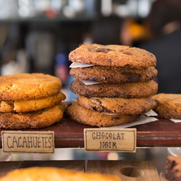 Les bons cookies de Nuance Café