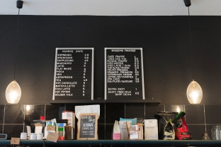 Boissons chaudes ou froides chez Nuance Cafe