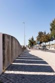 Les pistes cyclables de Lisbonne.