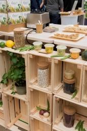 Atelier V à la Veggie World Paris Printemps