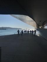 Le Musée d'art, architecture et technologie.