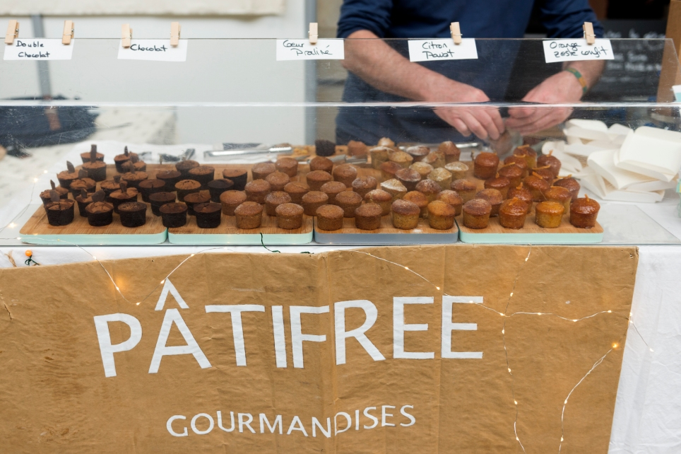 Patifree à la Veggie World Paris 2018