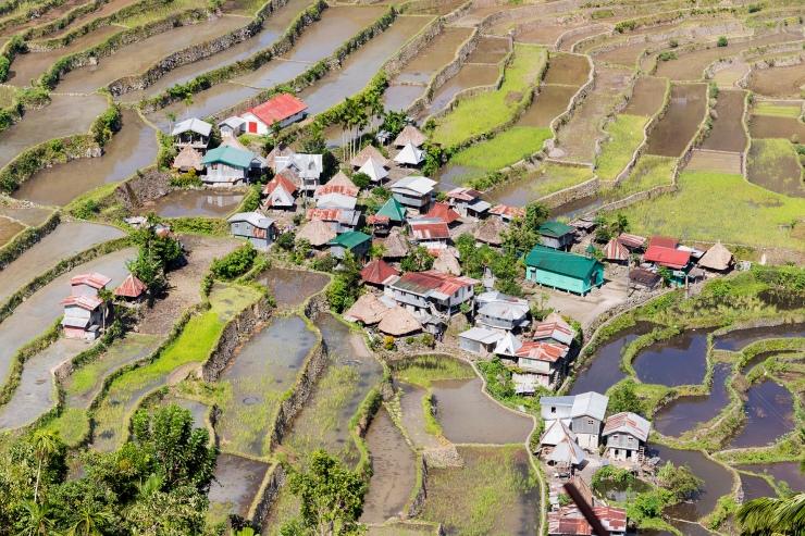 Village Ifugao