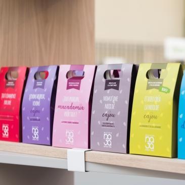 La nouvelle gamme grand public colorée et rigolote de chez Esprit Gourmand.