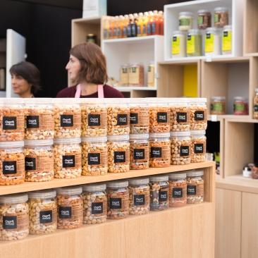 L'éventail de produits proposé par Esprit Gourmand.
