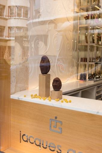 Le chocolatier Jacques Génin présent sur la liste des commerçants participants au Bac Sucré.