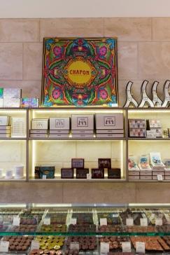La boutique Chapon rue du Bac.