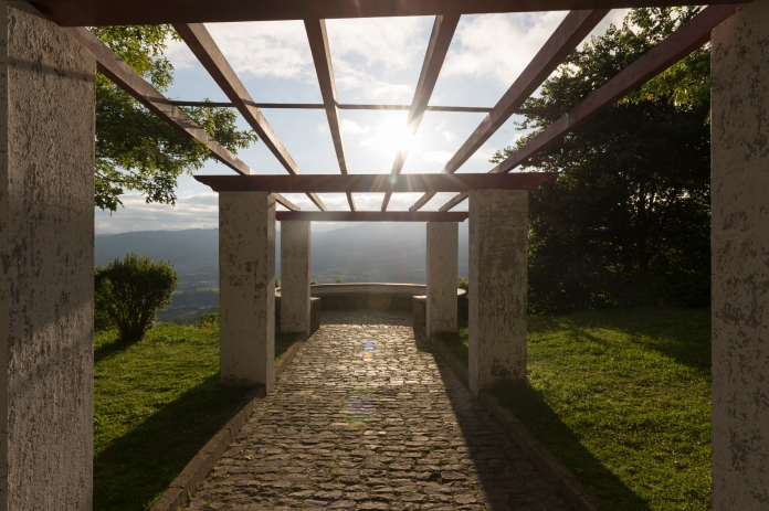 Le Mirador do Pico Longo est un stop à faire en fin de journée sur la côte Est. Le point de vue y est magnifique.