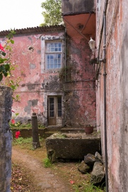 Maisons abandonnées ou à vendre, il y a de quoi faire à São Miguel.