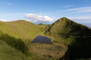 Les paysages sont sublimes du côté Ouest de Sao Miguel.