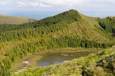 De nombreux lacs sont à découvrir du côté des 7 Cités.