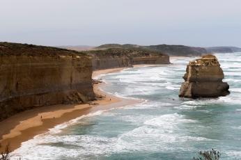 12 Apôtres, Great Ocean Road, Australie.