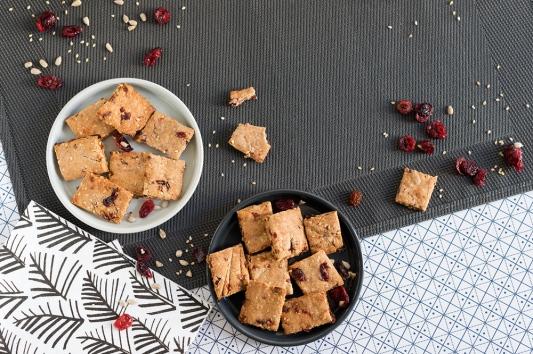 Biscuits sains et gourmands maison.