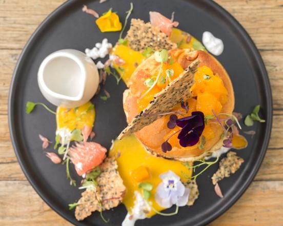 Pancakes, Le Petit Prince Armadale, Australie.