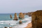 Twelve Apostles, Great Ocean Road, Australie.