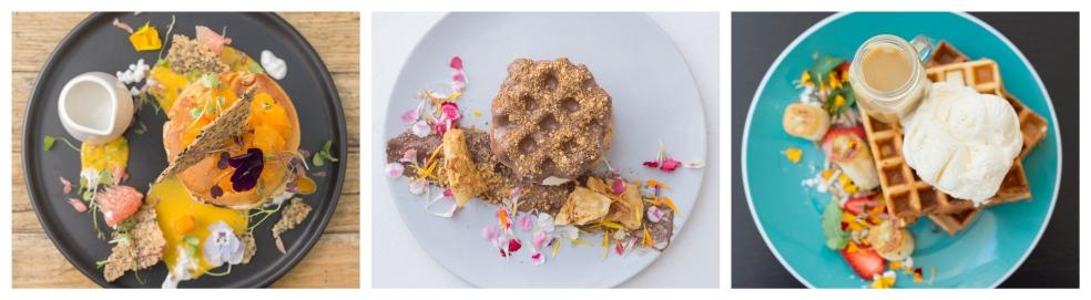 Gaufres miel et chocolat, Fourth Chapter, Australie.