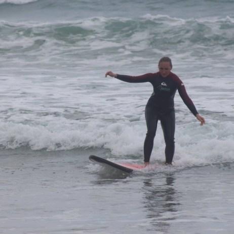 Cours de surf en Australie