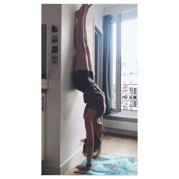 Les inversions en yoga Vinyasa