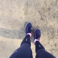 Running sur chemin