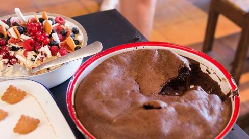 Fondant au chocolat et autre gourmandises...