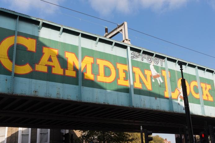 Camden Lock.
