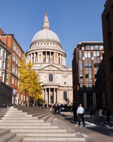 La Cathédrale St Paul de Londres