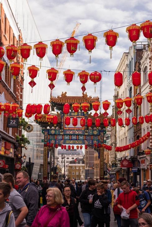 Faire un tour à China Town et se sentir dépaysé...