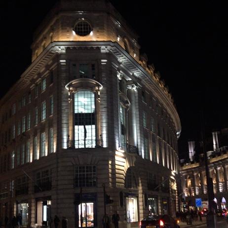 Une autre rue réputée pour le Shopping est la rue Regent (Regent Street).