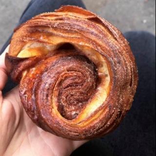 L'un des meilleurs cinnamon bun que j'ai testé jusqu'à présent !