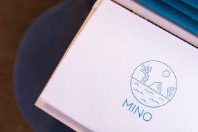 Le menu du restaurant MINO.